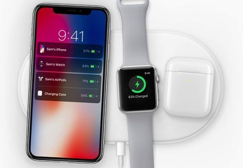2018 iPhones Could Support Even Faster Wireless Charging