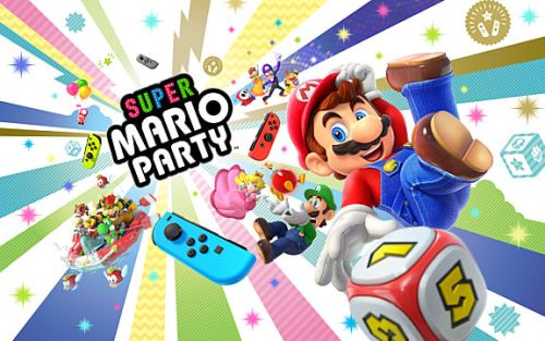 Super Mario Party Review: Super Star