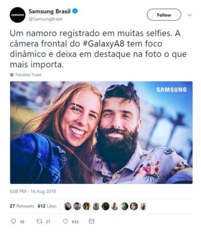 Samsung Shares Stock Photos As Galaxy A8 Camera Samples