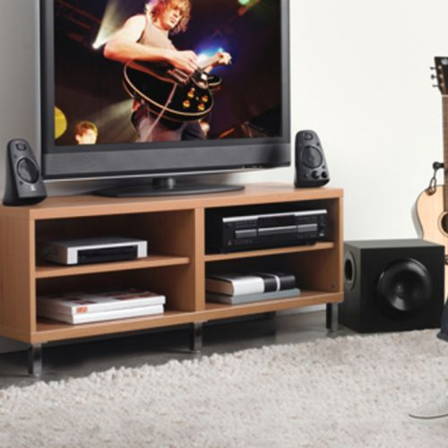 Improve your setup's sound with the $90 Logitech 2.1 Speaker System