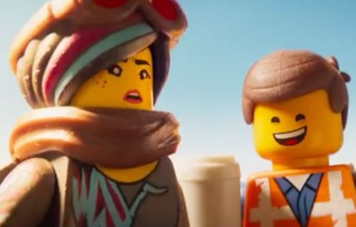 It's a fight against bubblegum pastels in trailer for The Lego Movie 2
