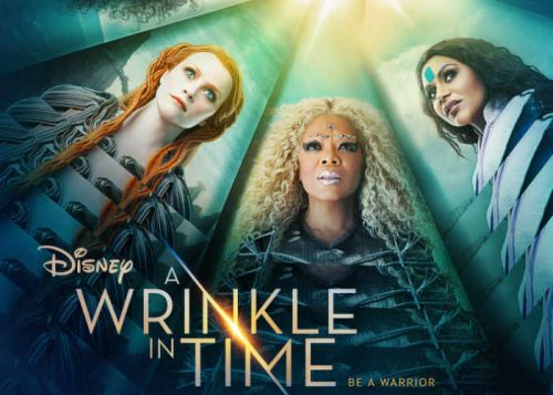 A Wrinkle in Time Movie Trailer Release By Disney