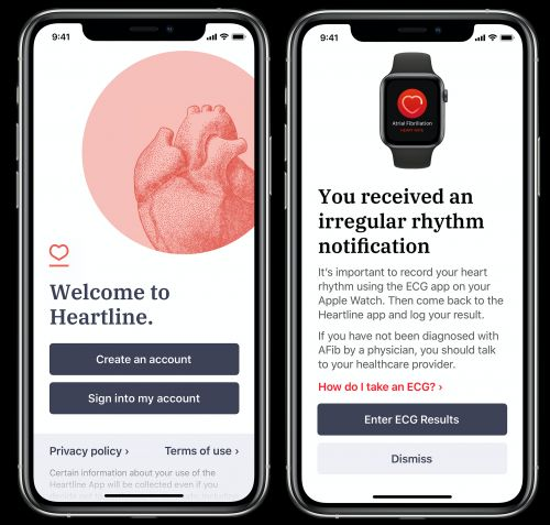 Apple Working With Johnson & Johnson on 'Heartline Study' Aimed at Reducing Risk of Stroke