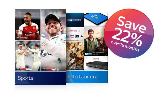 Cheap Sky TV deal: save £180 and get every Sky Sports channel and more