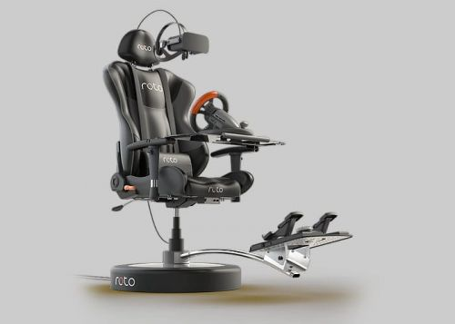 Roto VR Chair Launches From $999 February 2018