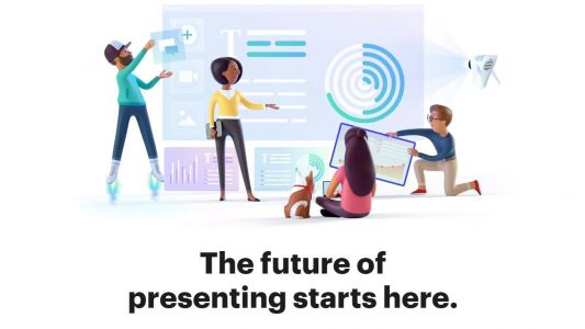 Reinventing the presentation for a modern audience