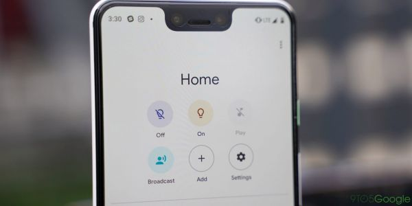 Google Home app redesigns 'Home settings' with Material Theme, better organization
