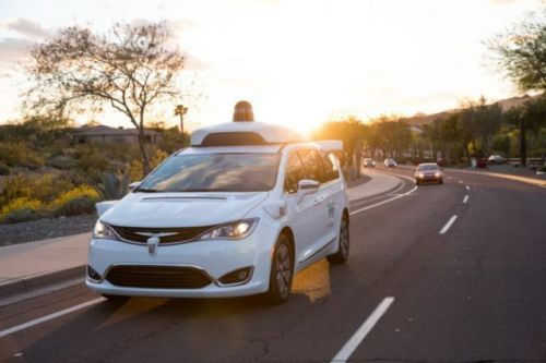 Waymo's Robot Taxis Offer Free Wi-Fi And Music