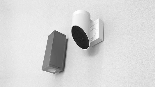 Somfy Outdoor Security Camera update adds support for Apple's HomeKit