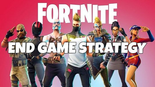 Fortnite End Game Guide: Tips on How the Pros Win