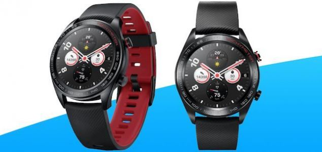 New Honor Watch Images Surface Online Ahead Of Launch