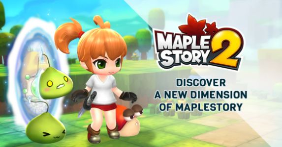 MapleStory 2 makes a smart move to 3D