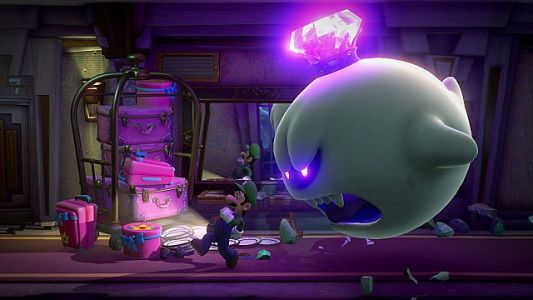Luigi's Mansion 3 E3 Preview: Boo, Goo, and Improved