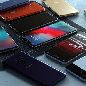 Galaxy S10 vs iPhone XS Plus vs LG V40 vs Pixel 3 XL: which one would you get?