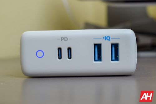 Anker PowerPort Atom PD 4 Review: Desktop Charger Of The Future