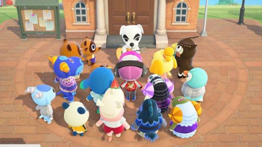 Best K.K. Slider album art for real bands in Animal Crossing: New Horizons