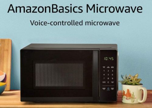 Voice controlled Amazon Alexa Microwave unveiled for $60