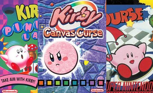 Top Five Kirby Spin-Off Games