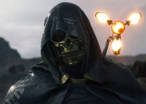 Latest Death Stranding Trailer Reveals Troy Baker Character