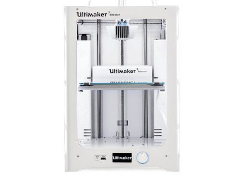 Bosch Announces Global Investment in Ultimaker 3 Extended Printer