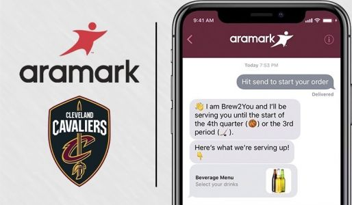 Cleveland Cavalier Fans Can Use Messages App to Order Drinks at Games Thanks to Apple Business Chat