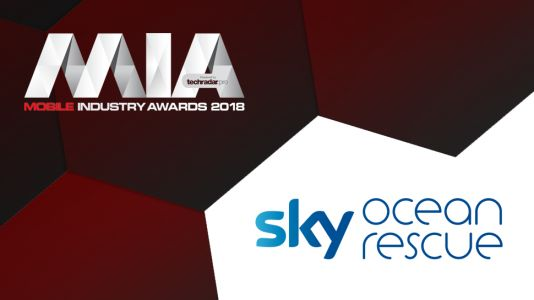 Mobile Industry Awards partners with Sky Ocean Rescue for first ever single-use plastic free ceremony