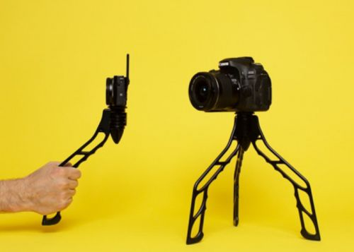 SwitchPod versatile, lightweight camera tripod and grip