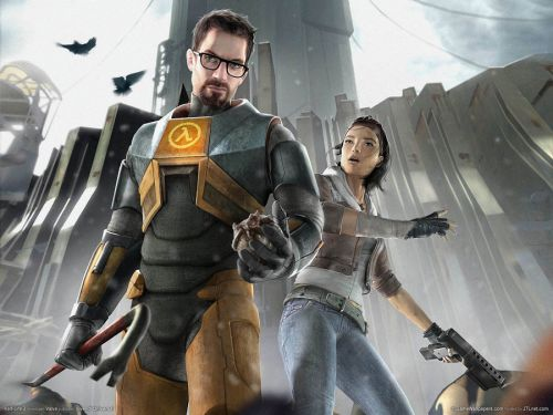 Valve Just Announced A New Half-Life Game