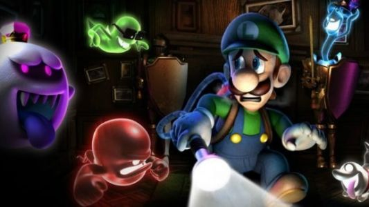 Season of the Switch: Nintendo's Halloween games sale is on