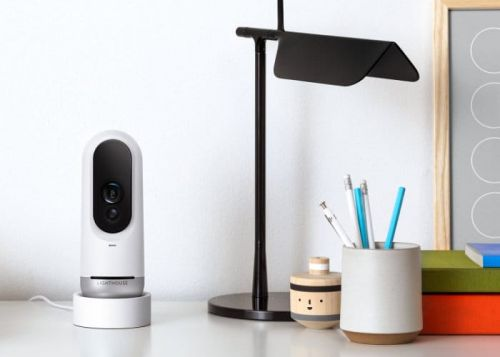 Lighthouse Smart Home Security Camera Now Available For $299