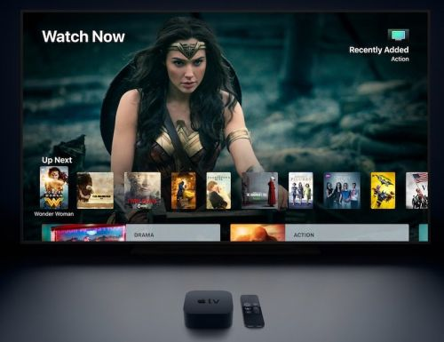 Report Claims Apple's Original Programming Efforts Will Avoid Mature Content
