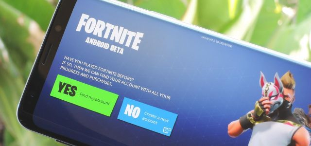 How to Get Fortnite for Android on Your Galaxy S7, S8, S9, or Note 8 Right Now