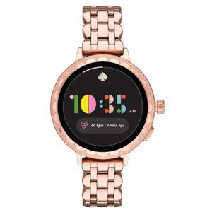 Kate Spade announces new Scallop 2 stylish smartwatch powered by Wear OS