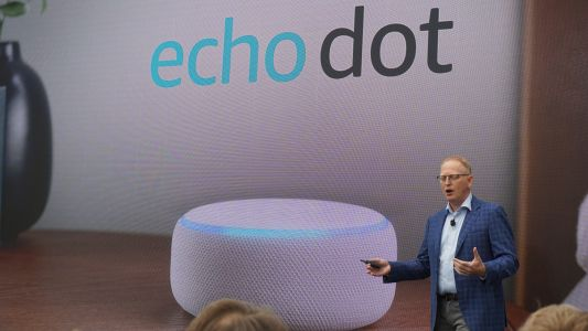 Amazon's next shipment of Alexa devices includes a new Amazon Echo Dot