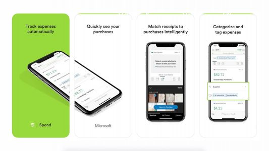 Microsoft launches Spend iOS app that automatically tracks and matches expenses