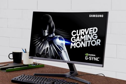 Samsung Unveils A 27-inch Curved Monitor For Gaming