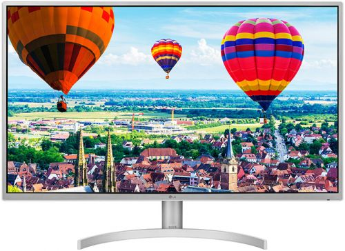 LG Launches 32QK500-W QHD Display: IPS and Freesync for $300