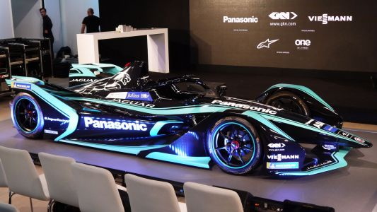 Jaguar's I-Type 3 Formula E race car is a good sign for your future electric vehicle