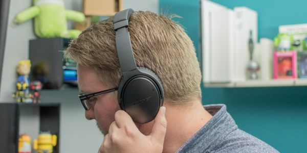 Hands-on: Bose QC35 II headphones with Google Assistant
