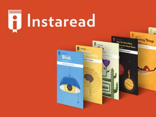 Save 55% on the Instaread Book Summaries: Lifetime Subscription