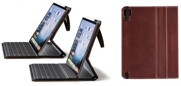 Pad & Quill Launch Pre-Orders for 2020 iPad Pro Leather Keyboard Cases With Cutout for Triple-Lens Camera