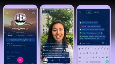 Microsoft Mixer adds an app for broadcasting on the go