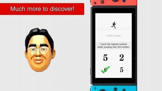Brain Training for the Nintendo Switch arrives in January
