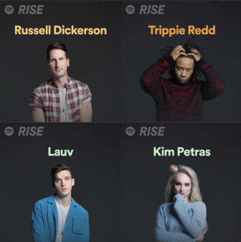 Spotify Debuts Up-And-Coming Artist Spotlight 'RISE' With Features Similar to Apple Music's Up Next