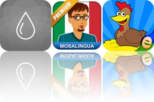 Today's Apps Gone Free: Relax Rain, Learn Italian, Moonlight Express and More
