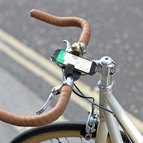 Ride around without getting lost thanks to the $15 iOttie Bike & Motorcycle Phone Mount