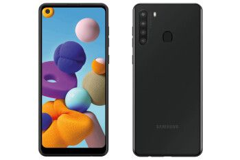 Samsung Galaxy A21 launches in the US at T-Mobile and Metro