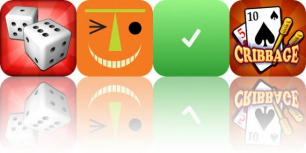 Today's Apps Gone Free: Backgammon, PrestoBingo Shapes, Do.List and More