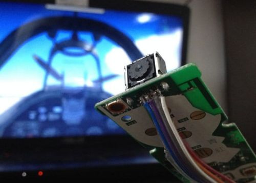 DIY Game Head Tracker Created Using Wii Remote Camera