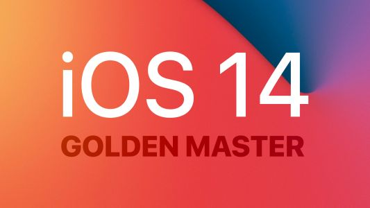 Apple Releases iOS 14 and iPadOS 14 Golden Masters to Developers